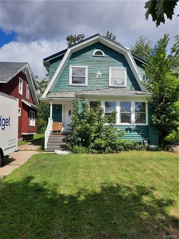 318 Lisbon Avenue, Buffalo, NY 14215 (MLS #B1365645) :: BridgeView Real Estate