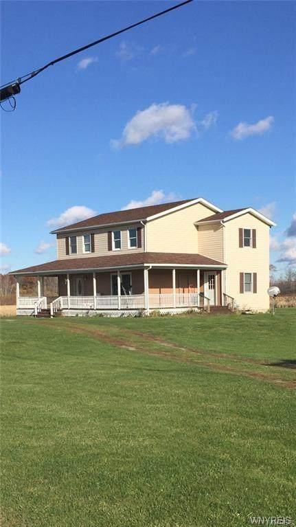 3065 Checkered Tavern Road, Hartland, NY 14008 (MLS #B1365786) :: BridgeView Real Estate