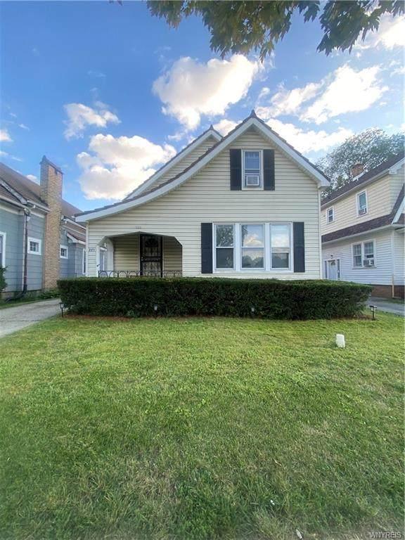 221 Winspear Avenue, Buffalo, NY 14215 (MLS #B1365836) :: BridgeView Real Estate