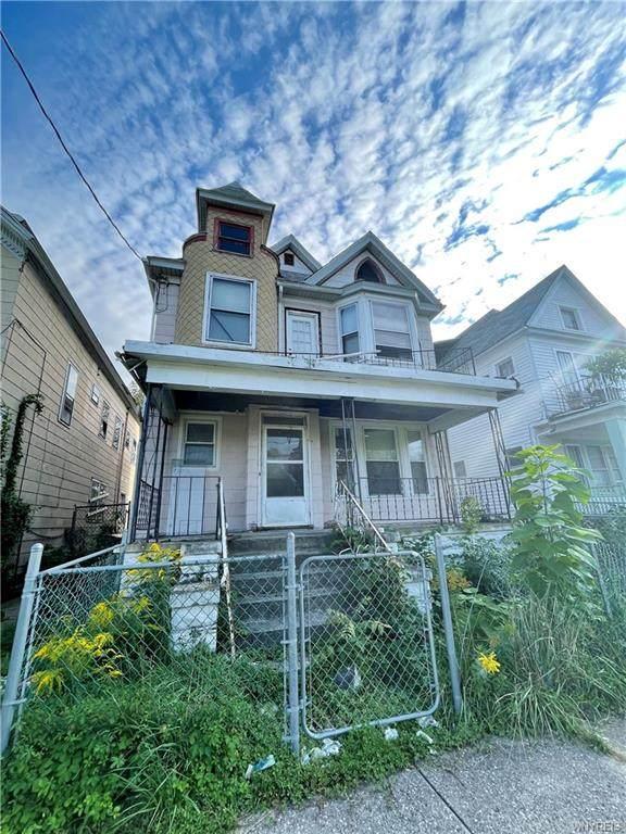 93 Landon Street, Buffalo, NY 14208 (MLS #B1366163) :: BridgeView Real Estate