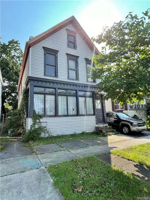 119 Edna Place, Buffalo, NY 14209 (MLS #B1366375) :: BridgeView Real Estate