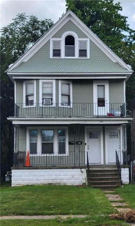231 East Delavan Street, Buffalo, NY 14208 (MLS #B1366447) :: Serota Real Estate LLC