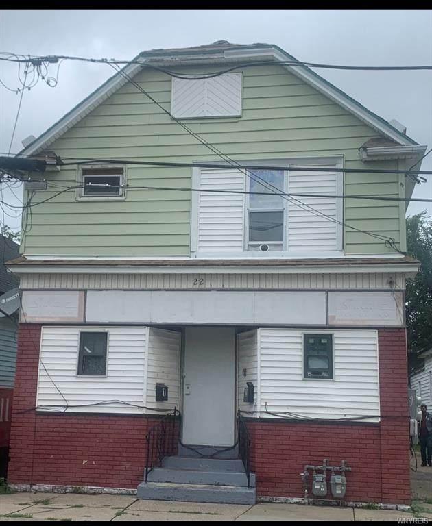 22 Newton Street, Buffalo, NY 14212 (MLS #B1366496) :: BridgeView Real Estate