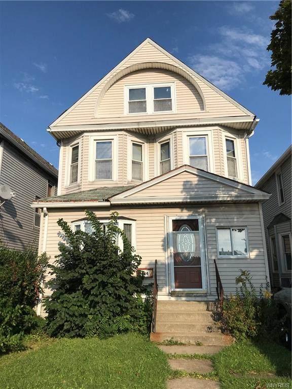 684 Humboldt Parkway, Buffalo, NY 14211 (MLS #B1366630) :: BridgeView Real Estate