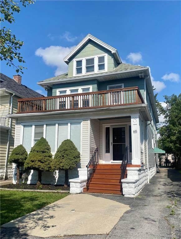 65 Tioga Street, Buffalo, NY 14216 (MLS #B1366704) :: Avant Realty