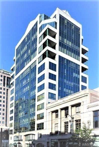 610 Main Street #901, Buffalo, NY 14202 (MLS #B1367067) :: TLC Real Estate LLC