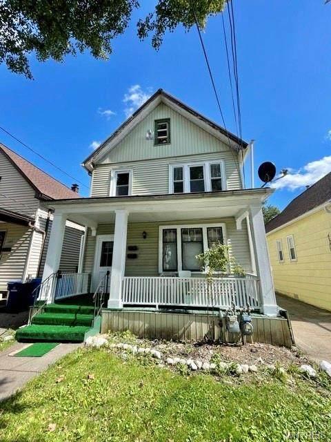 351 Gold Street, Buffalo, NY 14206 (MLS #B1367099) :: BridgeView Real Estate
