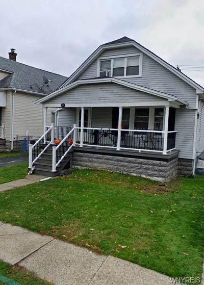 25 Oakhurst Avenue, Buffalo, NY 14220 (MLS #B1367202) :: BridgeView Real Estate