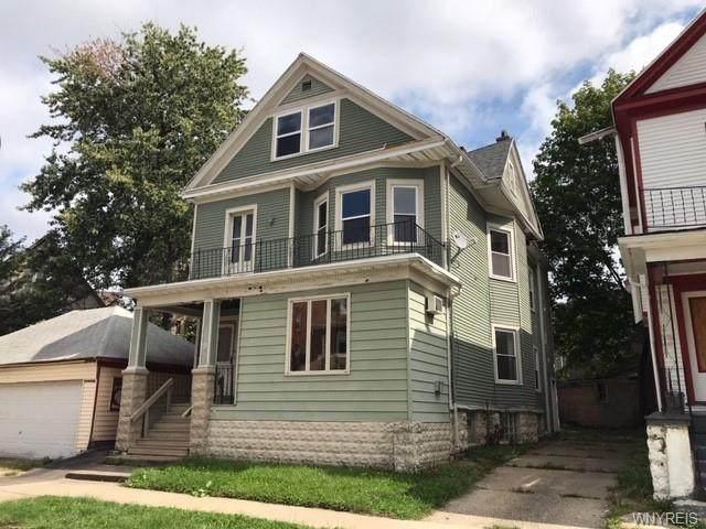 79 Oakgrove Avenue, Buffalo, NY 14208 (MLS #B1367438) :: Robert PiazzaPalotto Sold Team