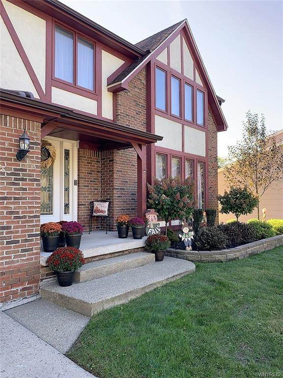 56 Sandelwood Drive, Amherst, NY 14068 (MLS #B1367495) :: 716 Realty Group