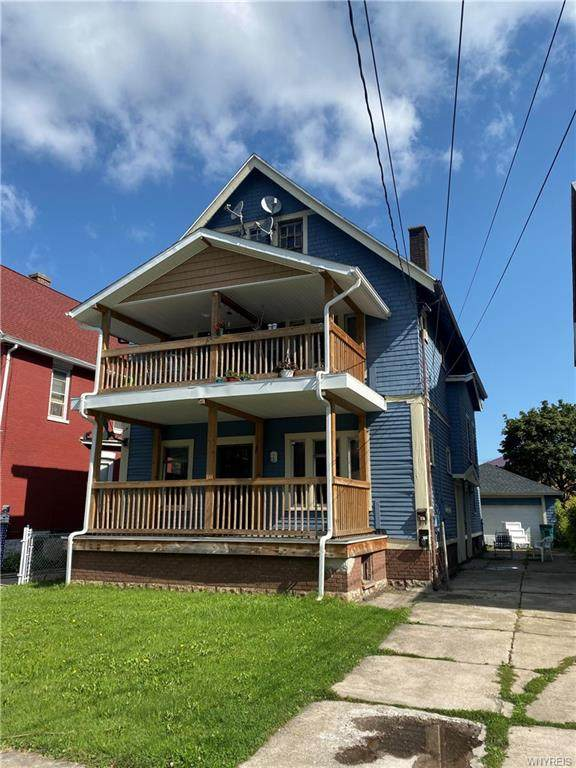 204 Ladner Avenue, Buffalo, NY 14220 (MLS #B1367727) :: BridgeView Real Estate