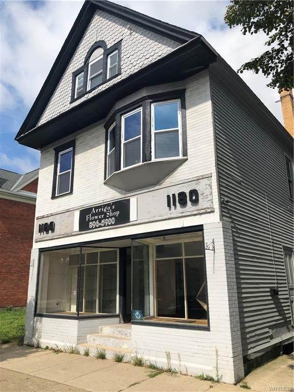 1180 E Lovejoy Street, Buffalo, NY 14206 (MLS #B1367815) :: BridgeView Real Estate