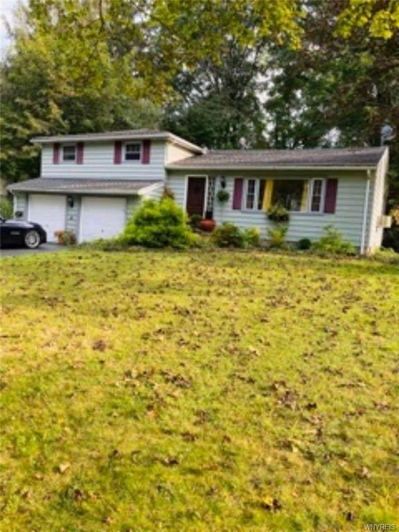 31 Sansharon Drive, Irondequoit, NY 14617 (MLS #B1367829) :: TLC Real Estate LLC