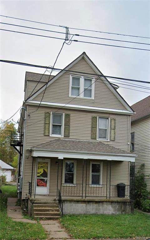 512 20th Street, Niagara Falls, NY 14301 (MLS #B1367939) :: BridgeView Real Estate