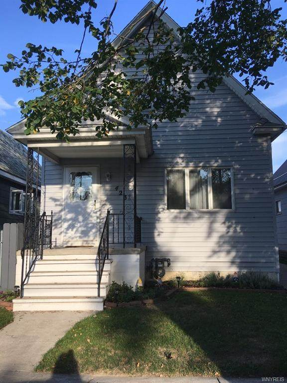 423 Schiller Street, Buffalo, NY 14212 (MLS #B1367960) :: BridgeView Real Estate