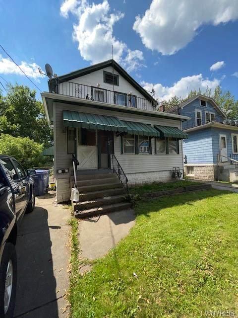 104 Stevens Avenue, Buffalo, NY 14215 (MLS #B1368104) :: BridgeView Real Estate