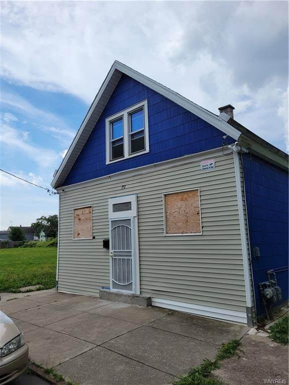 70 Wilson Street, Buffalo, NY 14206 (MLS #B1368189) :: Robert PiazzaPalotto Sold Team