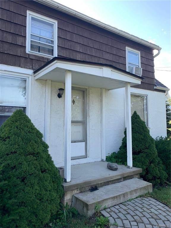 4377 Cambria Wilson Road, Cambria, NY 14094 (MLS #B1368226) :: Robert PiazzaPalotto Sold Team