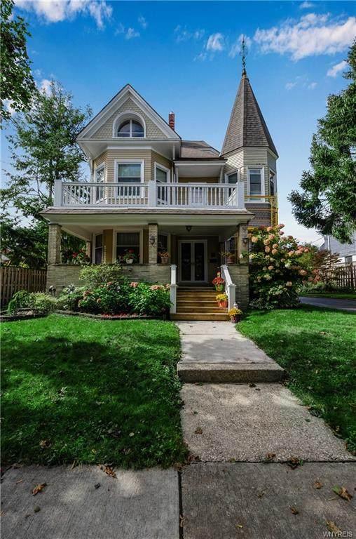 18 Plymouth Avenue, Buffalo, NY 14201 (MLS #B1368611) :: Serota Real Estate LLC