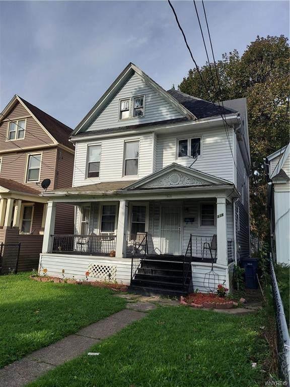 318 Wyoming Avenue, Buffalo, NY 14215 (MLS #B1368735) :: Robert PiazzaPalotto Sold Team