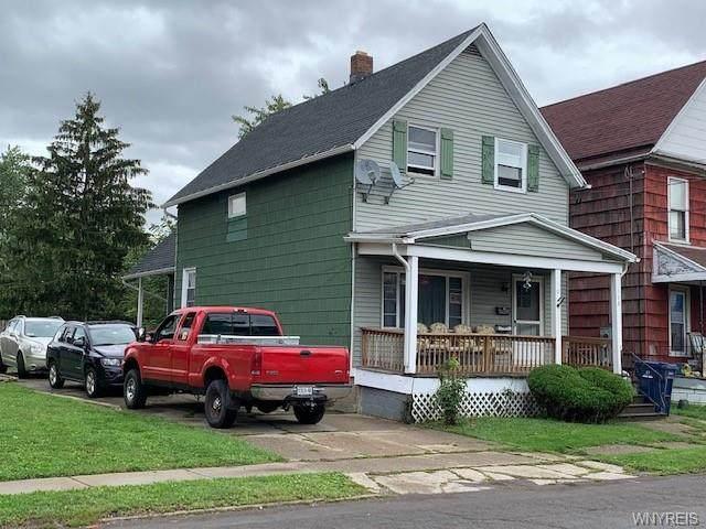 138 Reiman Street, Buffalo, NY 14206 (MLS #B1368762) :: Robert PiazzaPalotto Sold Team