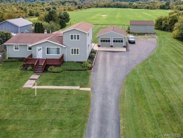 4718 Lower Mountain Road, Cambria, NY 14094 (MLS #B1369025) :: Robert PiazzaPalotto Sold Team
