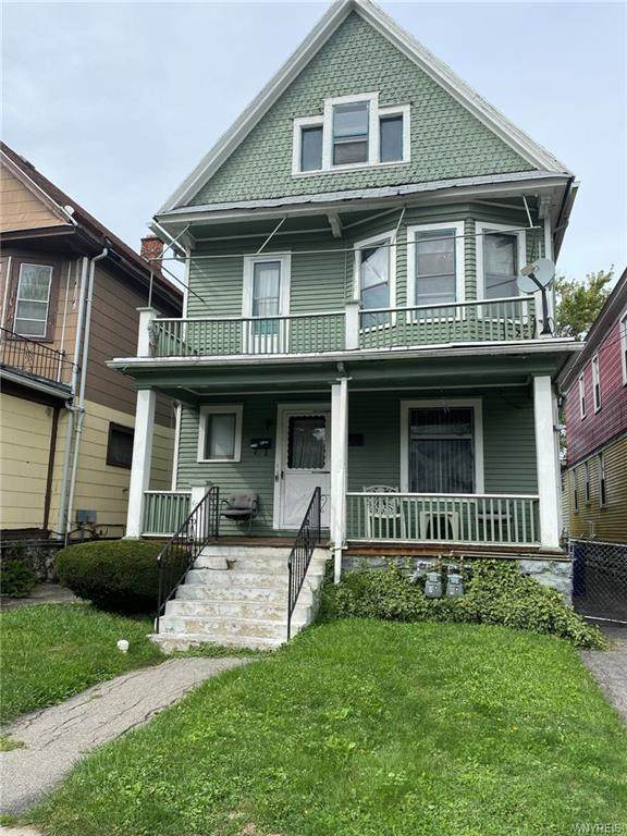 408 Winslow Avenue, Buffalo, NY 14211 (MLS #B1369057) :: Robert PiazzaPalotto Sold Team