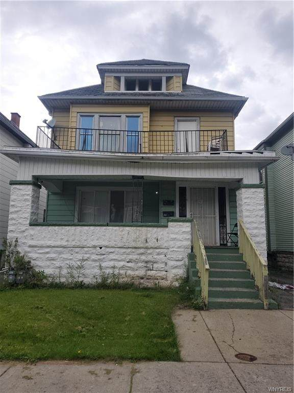 164 Butler Avenue, Buffalo, NY 14208 (MLS #B1369249) :: Serota Real Estate LLC