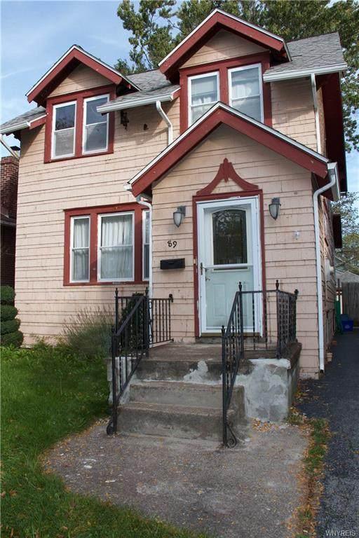 89 Tremaine Avenue, Tonawanda-Town, NY 14217 (MLS #B1369316) :: Serota Real Estate LLC