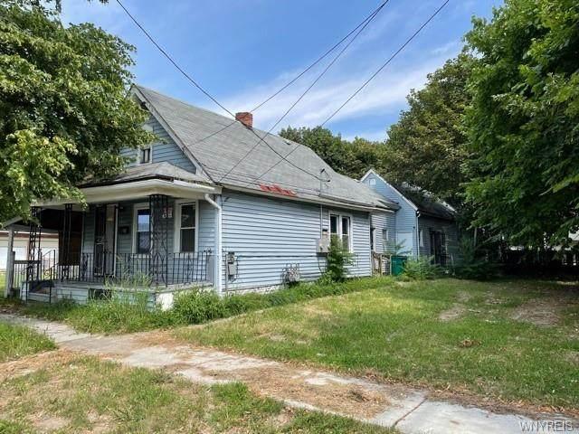 455 Madison Street, Buffalo, NY 14212 (MLS #B1369402) :: Serota Real Estate LLC