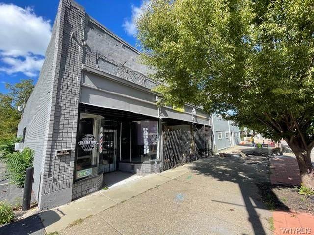 2460 Main Street, Buffalo, NY 14214 (MLS #B1369420) :: Serota Real Estate LLC