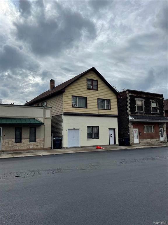 503-505 Ridge Road, Lackawanna, NY 14218 (MLS #B1369973) :: MyTown Realty