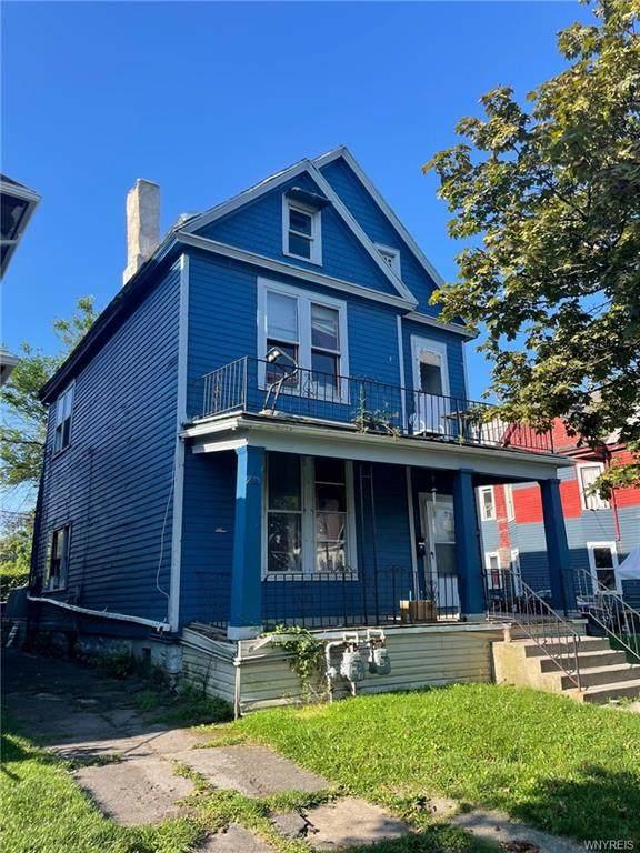 469 Woodlawn Avenue, Buffalo, NY 14208 (MLS #B1370012) :: Serota Real Estate LLC
