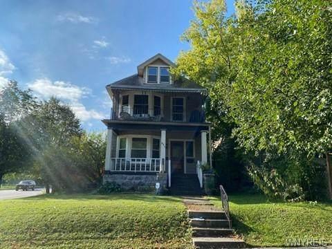 847 Potomac Avenue, Buffalo, NY 14209 (MLS #B1370117) :: Serota Real Estate LLC