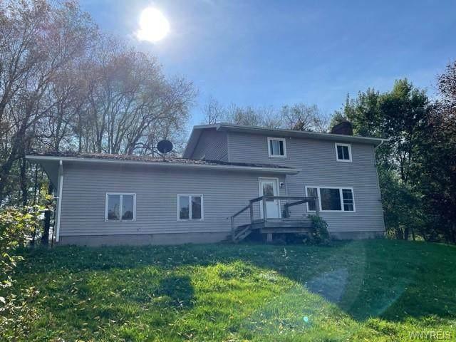 1047 W Hughes Road, Freedom, NY 14009 (MLS #B1371830) :: Serota Real Estate LLC