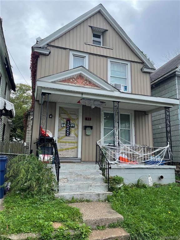 31 Sherwood Street, Buffalo, NY 14213 (MLS #B1371845) :: Serota Real Estate LLC