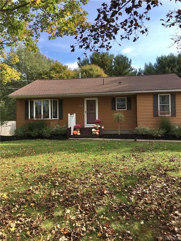 8991 Sandrock Road, Eden, NY 14057 (MLS #B1371874) :: Serota Real Estate LLC