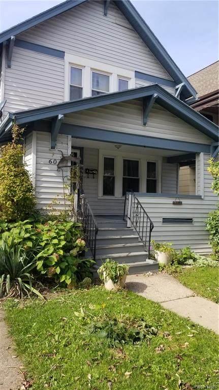 60 Parkridge Avenue, Buffalo, NY 14215 (MLS #B1371994) :: Serota Real Estate LLC