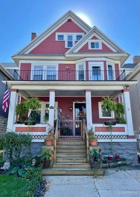 573 Potomac Avenue, Buffalo, NY 14222 (MLS #B1372086) :: Serota Real Estate LLC