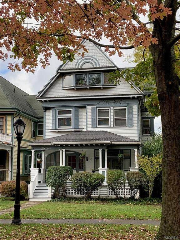 57 Symphony Circle, Buffalo, NY 14201 (MLS #B1372093) :: Serota Real Estate LLC