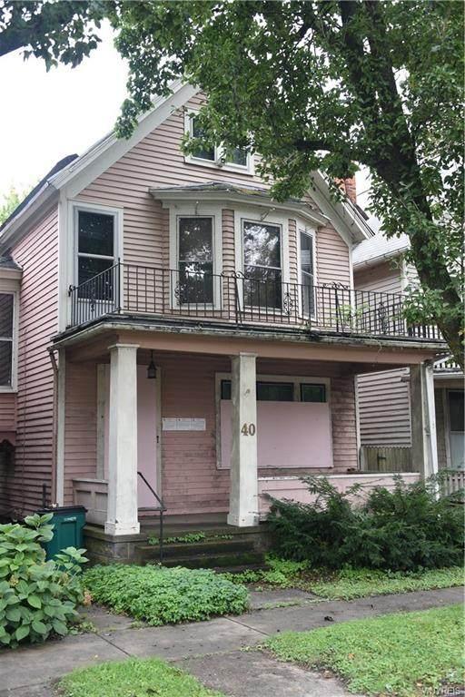 40 Cottage Street, Buffalo, NY 14201 (MLS #B1372152) :: 716 Realty Group