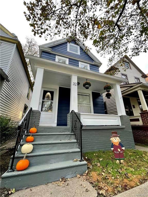 32 Ada Place, Buffalo, NY 14208 (MLS #B1372230) :: Serota Real Estate LLC