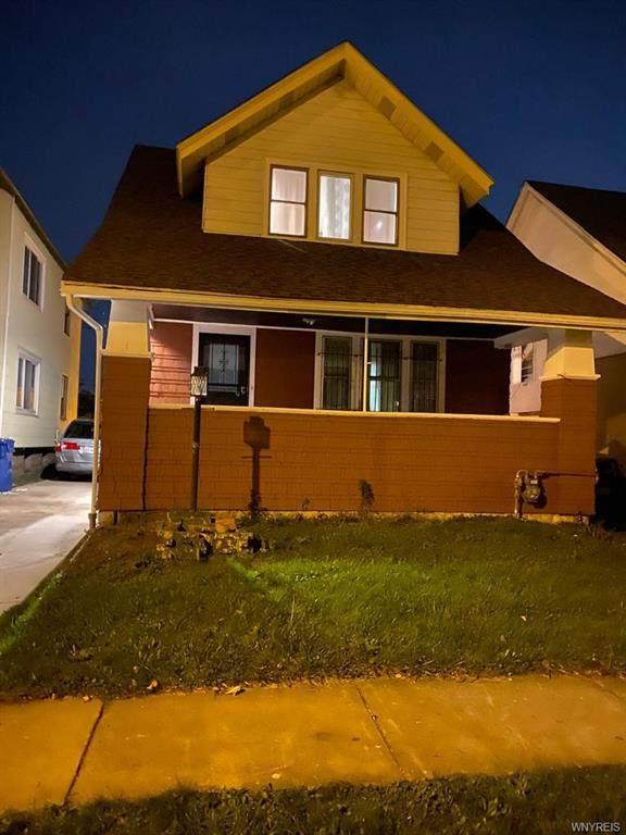 122 Lonsdale Road, Buffalo, NY 14208 (MLS #B1372543) :: TLC Real Estate LLC