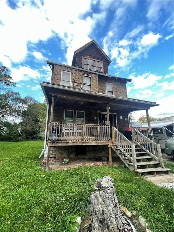 30 Hurlock Avenue, Buffalo, NY 14211 (MLS #B1372558) :: Serota Real Estate LLC