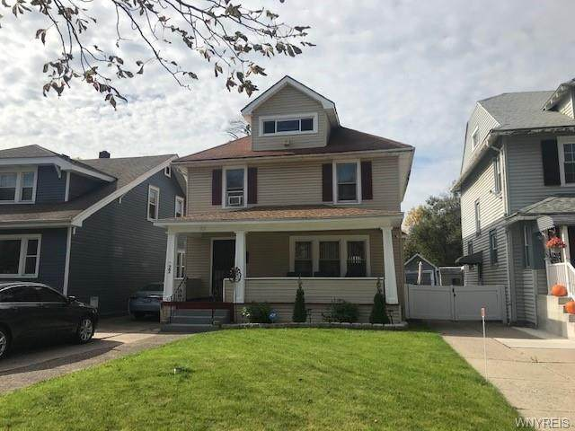 22 Homer Avenue, Buffalo, NY 14216 (MLS #B1373118) :: TLC Real Estate LLC