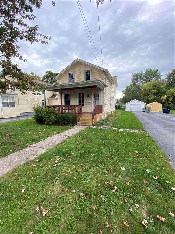 163 Elmwood Avenue, Lockport-City, NY 14094 (MLS #B1373315) :: Avant Realty