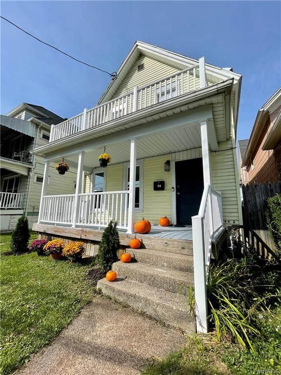 56 Roesch Avenue, Buffalo, NY 14207 (MLS #B1373344) :: Serota Real Estate LLC