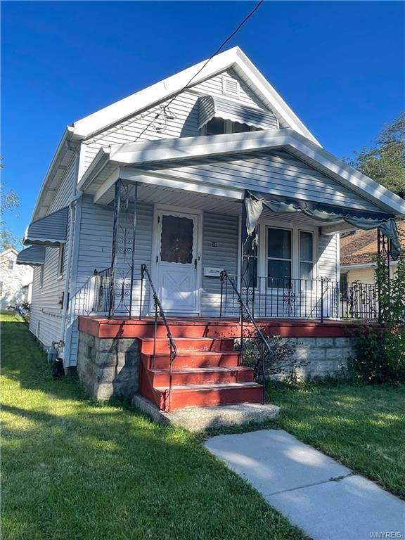 58 Hastings Avenue, Buffalo, NY 14215 (MLS #B1373357) :: Serota Real Estate LLC