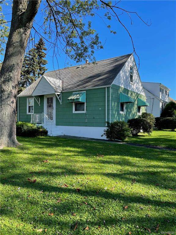 180 Phyllis Avenue, Buffalo, NY 14215 (MLS #B1373405) :: Serota Real Estate LLC