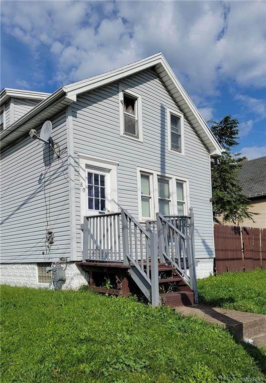 80 Ontario Street, Buffalo, NY 14207 (MLS #B1373838) :: Serota Real Estate LLC